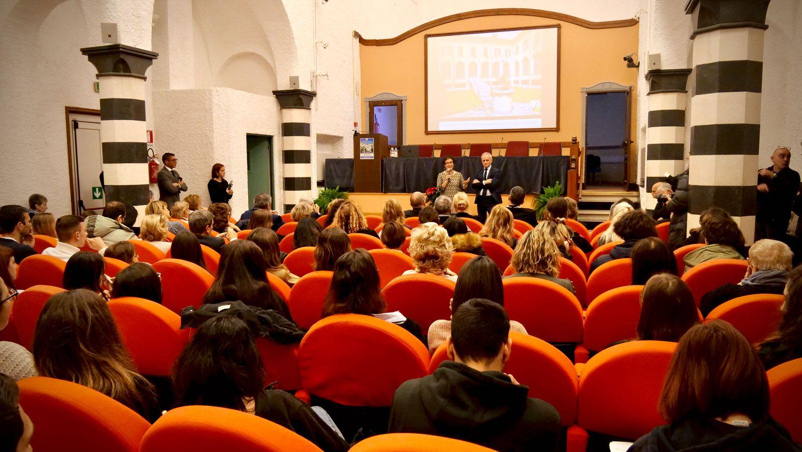 Convegno 20° anniversario Centro Benedetto Acquarone 2019.11.29 06