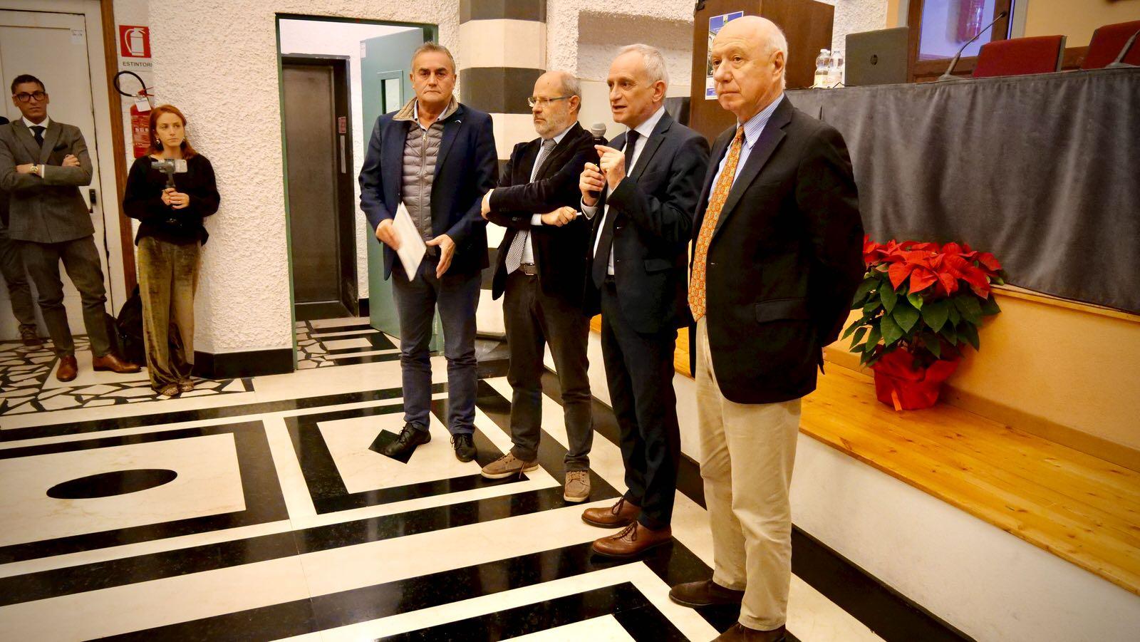 Convegno 20° anniversario Centro Benedetto Acquarone 2019.11.29 08