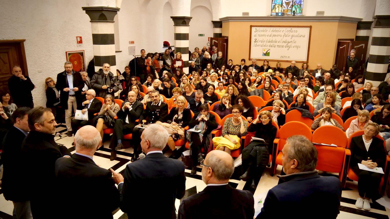 Convegno 20° anniversario Centro Benedetto Acquarone 2019.11.29 09