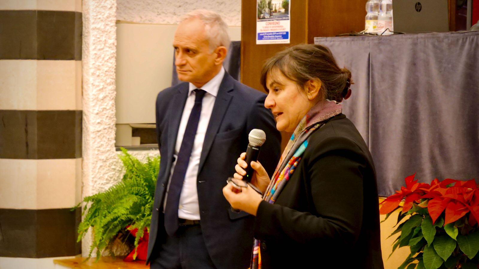 Convegno 20° anniversario Centro Benedetto Acquarone 2019.11.29 11