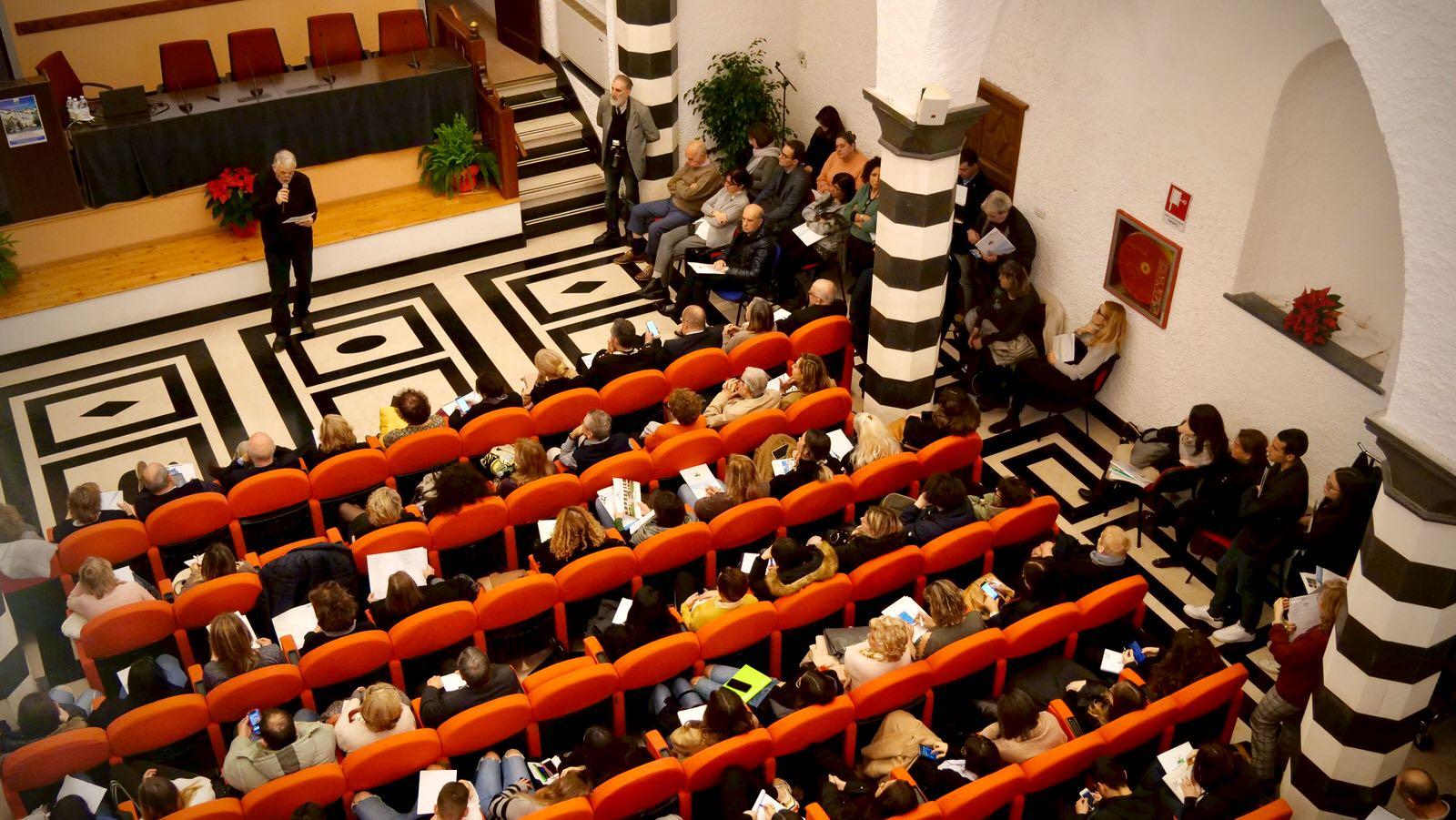 Convegno 20° anniversario Centro Benedetto Acquarone 2019.11.29 12