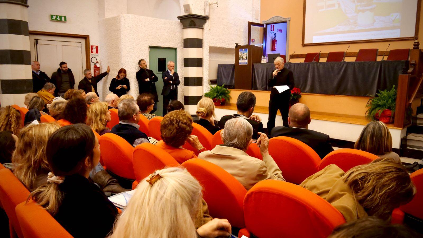 Convegno 20° anniversario Centro Benedetto Acquarone 2019.11.29 13