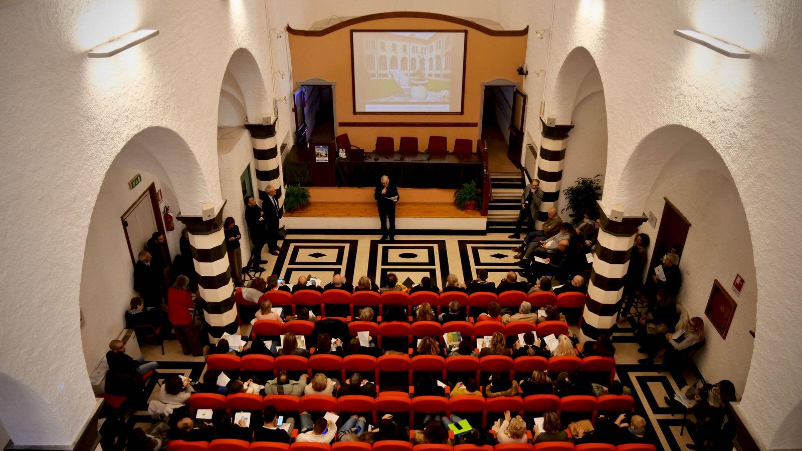 Convegno 20° anniversario Centro Benedetto Acquarone 2019.11.29 14