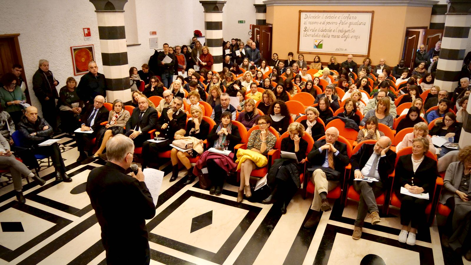 Convegno 20° anniversario Centro Benedetto Acquarone 2019.11.29 15
