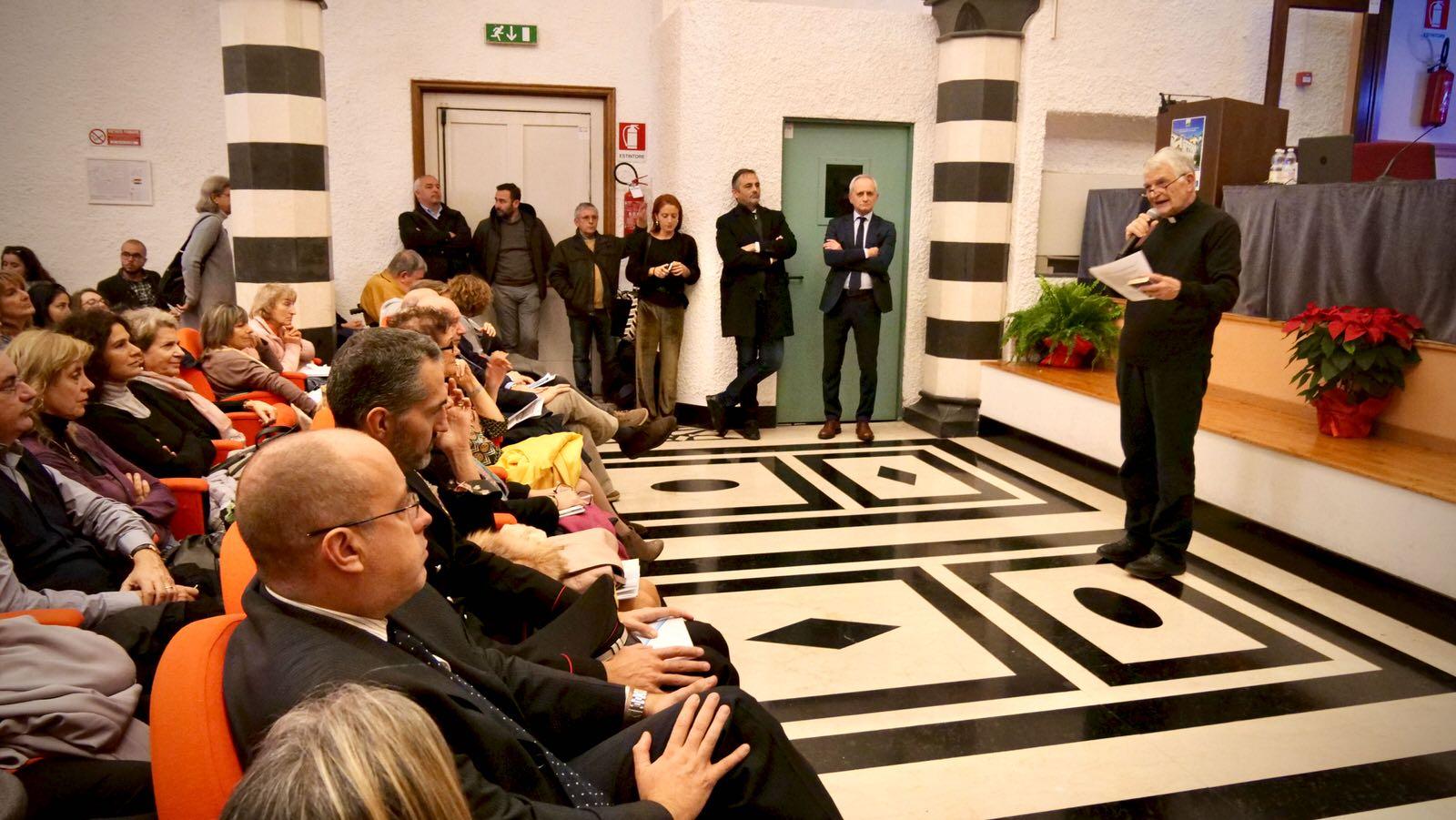 Convegno 20° anniversario Centro Benedetto Acquarone 2019.11.29 16